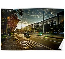 Backlight City Poster