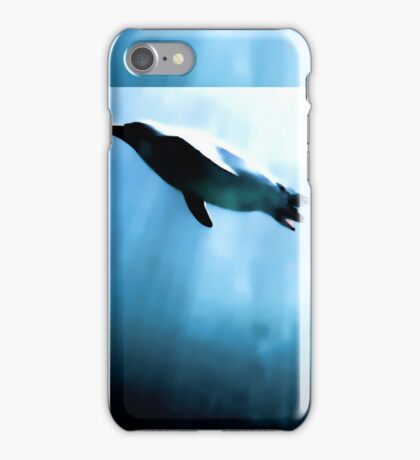 From the depths iPhone Case/Skin