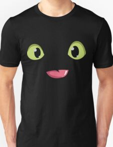 Toothless Face Unisex T-Shirt