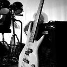 Guitar by Luke Weinel