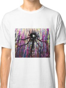 Incompletionist Ink Painting Creature Classic T-Shirt