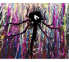 Incompletionist Ink Painting Creature Photographic Print