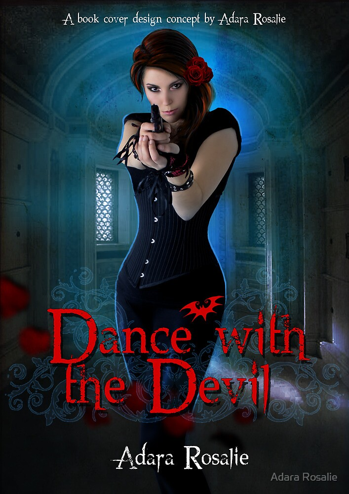 Dance with the Devil Cover Concept by Adara Rosalie