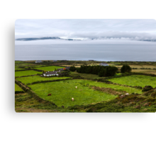 Irish Landscape Canvas Print
