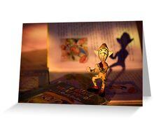 Goblin Greeting Card