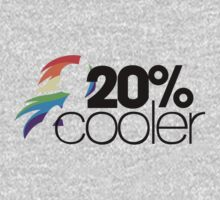 20% Cooler! (ALL options) - WHITE One Piece - Short Sleeve