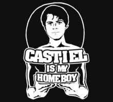 Castiel Is My Homeboy by ohnosidney