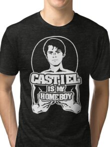 Castiel Is My Homeboy Tri-blend T-Shirt