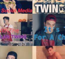 Dolan twin YouTube videos Sticker