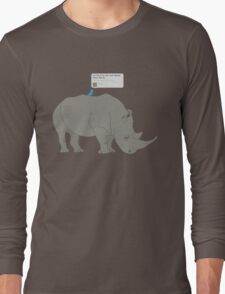 #Rhino #Savanna T-Shirt