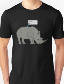 #Rhino #Savanna T-Shirt