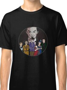 Cluedo Sherlock: The Only Possible Solution. Classic T-Shirt