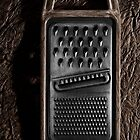 Cheese Grater by WilliamKay