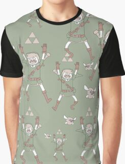 Link Adventure Graphic T-Shirt
