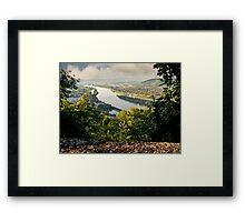 View from Leopoldsberg Framed Print