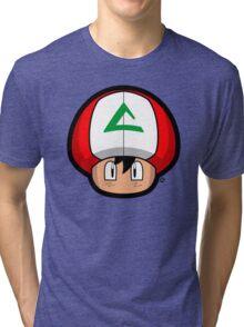 Ash-Shroom Tri-blend T-Shirt