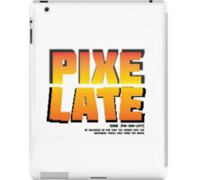 Pixelate! iPad Case/Skin