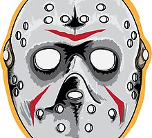 Jason Mask by StarrettDesigns
