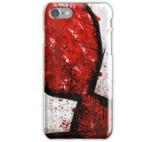 Man of the Spider Abstract iPhone Case/Skin