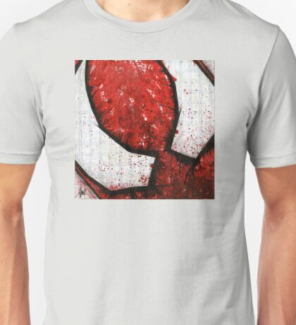 Man of the Spider Abstract Unisex T-Shirt