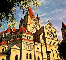 Franz Von Assisi Kirche by BMV1