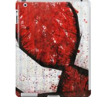 Man of the Spider Abstract iPad Case/Skin