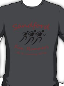 Sandford Fun Run T-Shirt