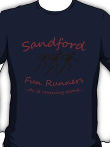 Sandford Fun Run T-Shirt