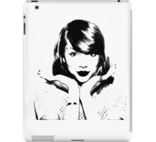 taylow sweetie iPad Case/Skin