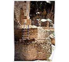 Steps of the Anasazi Poster