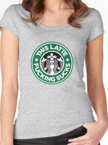 Starsucks Women's Fitted Scoop T-Shirt