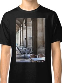 Table and Chairs Classic T-Shirt
