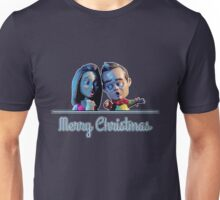 Community Christmas - Jeff and Annie (Style A) Unisex T-Shirt