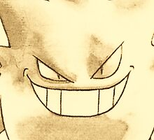 Gengar by Falcomm