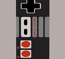 NES Controller by retropopsugar