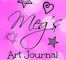 Meg's Art Journal  by Deborah McGrath