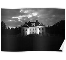Manor House Poster