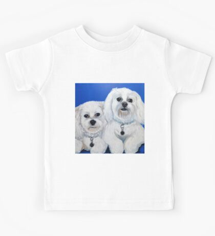 Sophie and Lexi Kids Tee