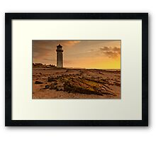 Southerness Warmth Framed Print