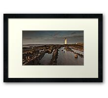 No Caravans Framed Print