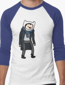 Sherlock Finn Men's Baseball ¾ T-Shirt