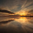 Powfoot Sunset by Brian Kerr