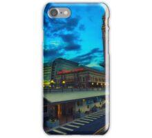King Street Station Seattle iPhone Case/Skin