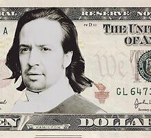 Hamilton Dollar by elisc