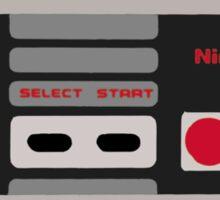NES Controller Sticker