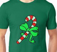 Candy Cane Unisex T-Shirt