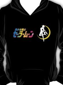 Bishoujo Senshi Sailor Moon! (Black) T-Shirt