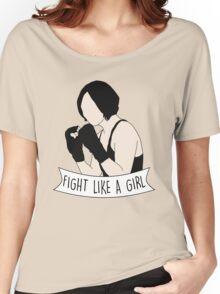 Fight Like Sun Bak Women's Relaxed Fit T-Shirt