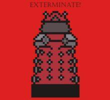 Exterminate! Kids Tee