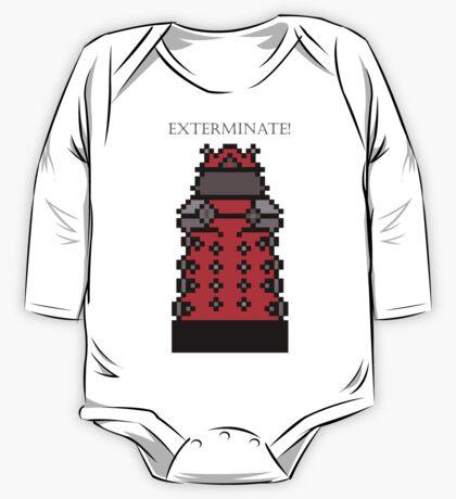 Exterminate! One Piece - Long Sleeve